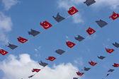 Turkish and EU — Stock Photo