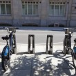 Public Rental Bicycles — Stockfoto