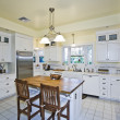 Kitchen interior — Stock Photo #33993665