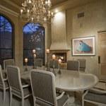 Luxurious dining room — Stock Photo #33998629