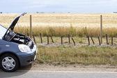 Car Broken Down — Stock Photo