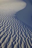 Sand ripples — Stock Photo
