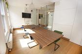 Mesa de reunião — Fotografia Stock