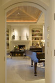 Luxury interior design — Stockfoto
