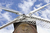 British Windmill — 图库照片