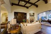 Luxurious living room — Стоковое фото