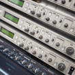 Audio recording equipment — Foto de Stock