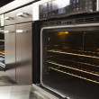 Open oven — Stock Photo #34002431