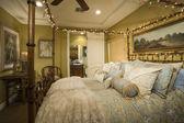 Residence bedroom — Stock Photo