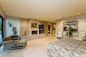 Modern residence interior — Stock Photo