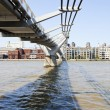 Millennium Bridge — Stock Photo #34010505