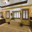 Stock Photo: Bathroom interior