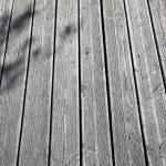 Wooden boardwalk — Stock Photo #34014085