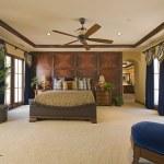 Bedroom interior — Stock Photo #34018765