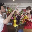 Two Florists working — Stock Photo #34019947