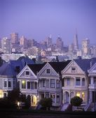 Pacific Heights San Francisco — Stock Photo