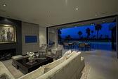 Luxurious interior — Стоковое фото