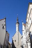 Buildings in Tallinn — Stock Photo