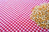 Corn kernels — Stock Photo