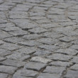 Cobbled street — Foto Stock