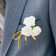 Groom's flower — Photo