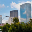 SkyView Atlanta — Stockfoto