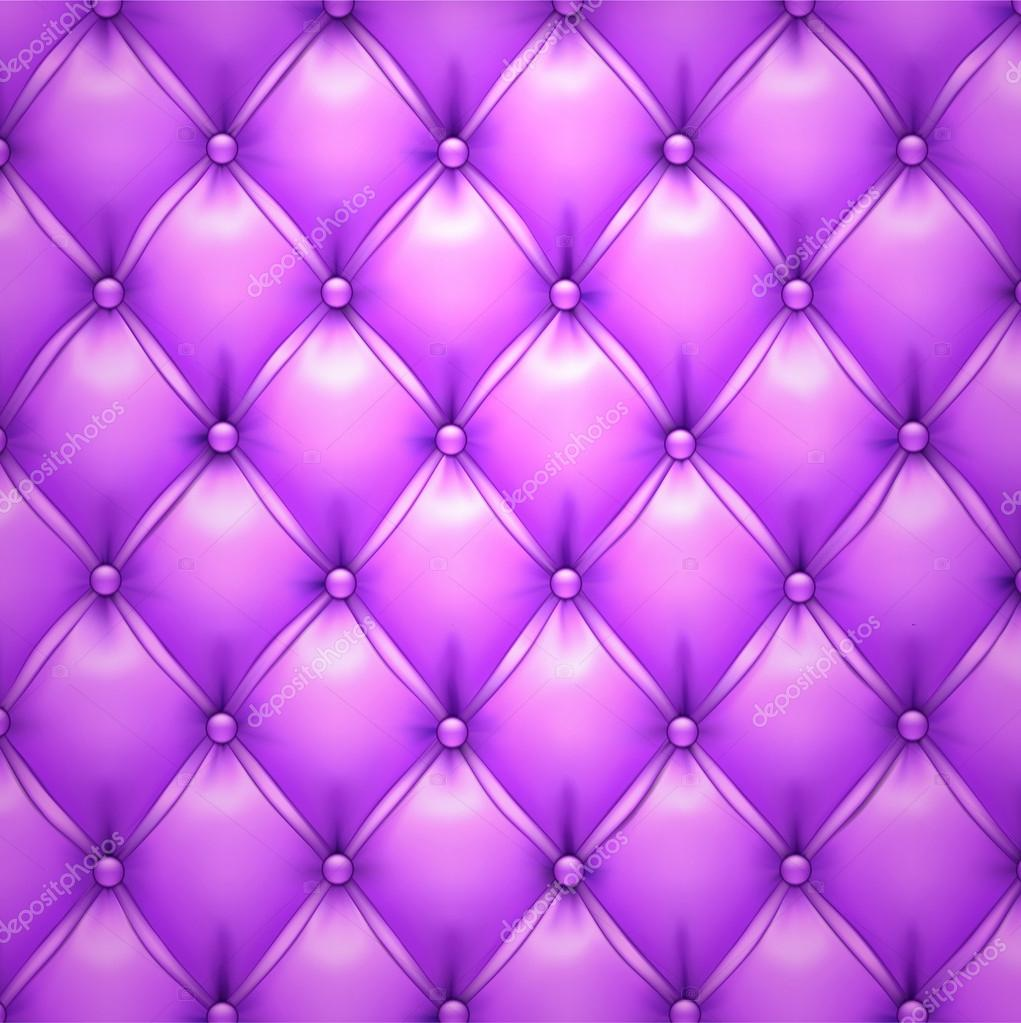 Purple Vector Upholstery Leather Pattern Background