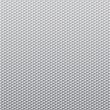 Stock Vector: Grey textured triangular background.