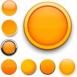 Round orange icons. — Stock Vector #28964991