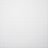 Grey textured grid background. — Stock Vector