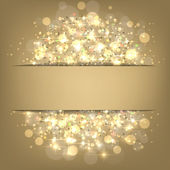 Christmas abstract background. — Stock Vector