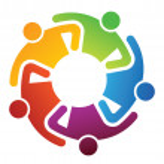 Teamwork Share — Stock Vector