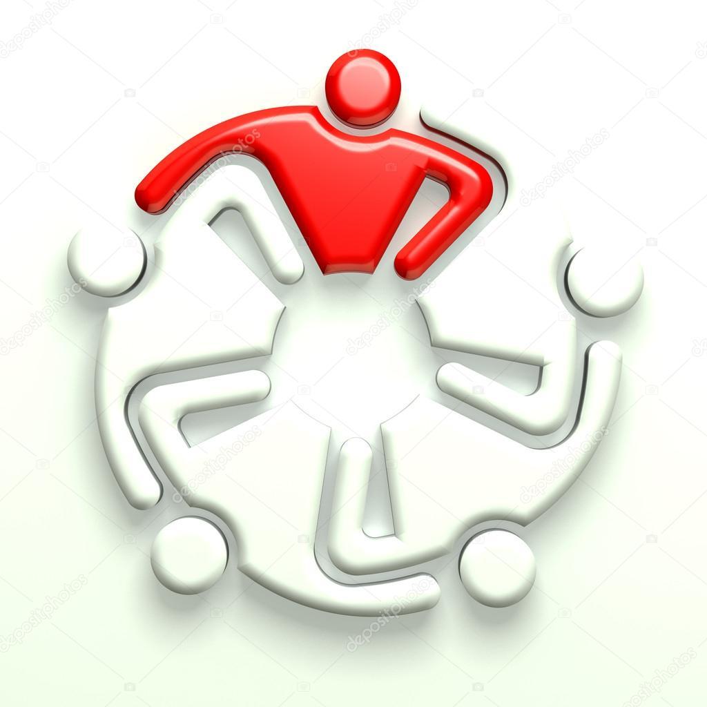 Business Leader Logo 3d Logo Business Leader 5