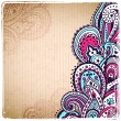 Vintage paisley background — Stock Vector #19104831