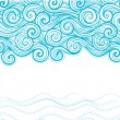 Beautiful wave background — Stock Vector #19347155