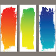 Set of abstract banners — Stock Vector #19852887