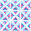 Watercolor blue and pink pattern — Stock Photo #22345141