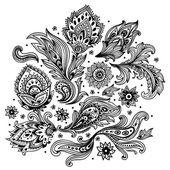 Beautiful ornament — Stock Vector