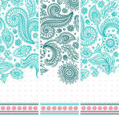 Beautiful floral set of banners — Vector de stock
