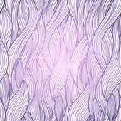 Purple abstract waves background — Stock Vector