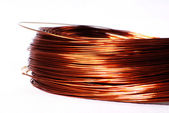 Copper cable — Stock Photo