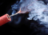 Firecracker — Stock Photo