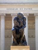 Rodin Thinker — Stock Photo