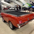 Stock Photo: Admire Ford Mustang turned into Pool table
