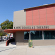 Stock Photo: Kirk Douglas Theater in Culver City