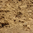 Stock Photo: Brown Rocks and Dirt Wall