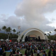 FM100 Birthday Bash at Waikiki Shell — Stock Photo
