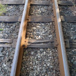 Small Rail track — Stock Photo