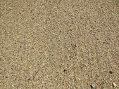 Kahala Beach Sand — Stock Photo