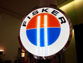 Fisker Auto Logo — Stock Photo